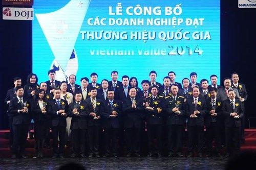 Phó thủ tướng: Thương hiệu quốc gia chứng tỏ bản lĩnh doanh nghiệp Việt - Ảnh 1