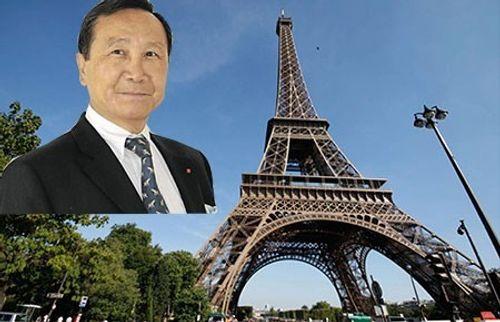 Sự thật về triệu phú người Việt mua tháp Eiffel - Ảnh 2