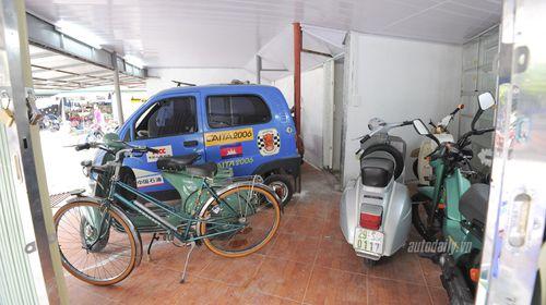 """""""Đột nhập"""" kho xe cổ hàng trăm chiếc tại Hà Nội - Ảnh 6"""