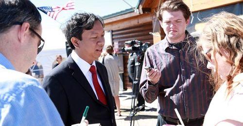 Thị trưởng Việt ở Mỹ: Có những chuyện thuộc về định mệnh - Ảnh 1
