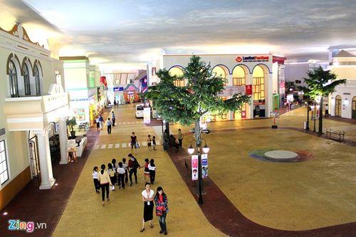 Bên trong thành phố giáo dục 25 triệu USD ở Sài Gòn - Ảnh 1