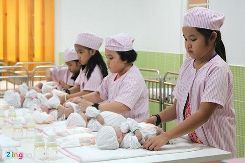 Bên trong thành phố giáo dục 25 triệu USD ở Sài Gòn - Ảnh 8