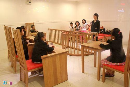 Bên trong thành phố giáo dục 25 triệu USD ở Sài Gòn - Ảnh 9