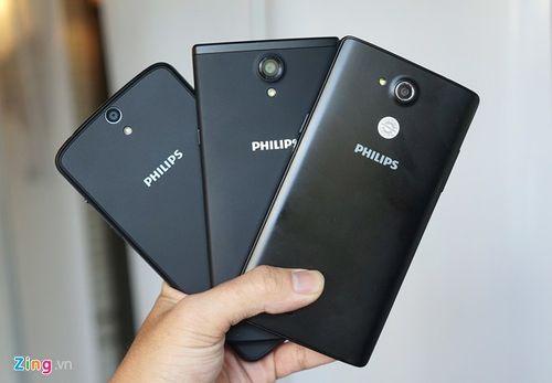 """Philips ra mắt thêm ba smartphone giá tốt pin """"trâu"""" tại Việt Nam - Ảnh 2"""
