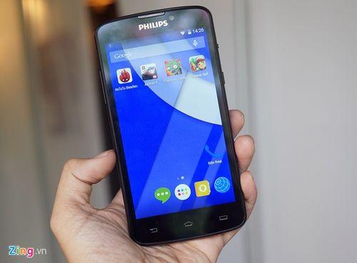 """Philips ra mắt thêm ba smartphone giá tốt pin """"trâu"""" tại Việt Nam - Ảnh 3"""