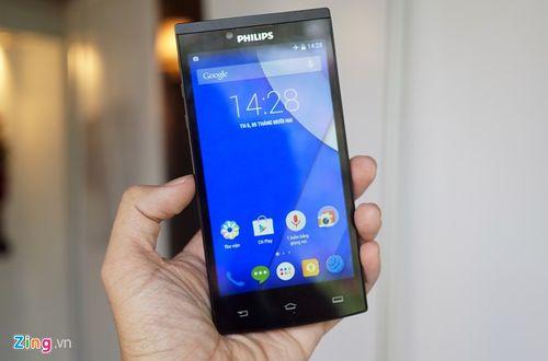 """Philips ra mắt thêm ba smartphone giá tốt pin """"trâu"""" tại Việt Nam - Ảnh 5"""