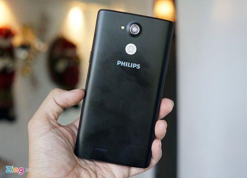 """Philips ra mắt thêm ba smartphone giá tốt pin """"trâu"""" tại Việt Nam - Ảnh 9"""