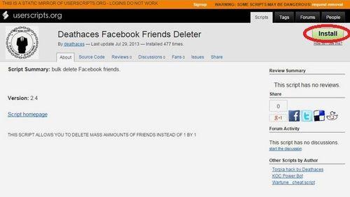 Xóa bạn bè trong Facebook hàng loạt thế nào? - Ảnh 3