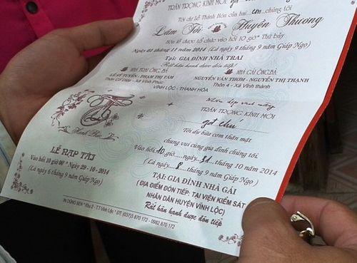 Những đám cưới gây bức xúc dư luận - Ảnh 4