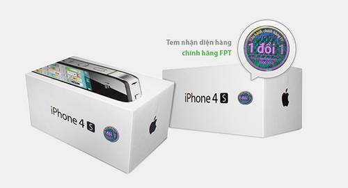 FPT giảm giá iPhone 4S xuống dưới 8 triệu - Ảnh 2