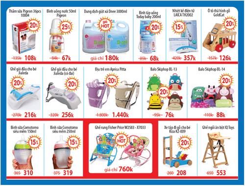 Giải nhiệt chào hè – Giảm ngay 50% khi mua sắm tại Kids Plaza - Ảnh 4