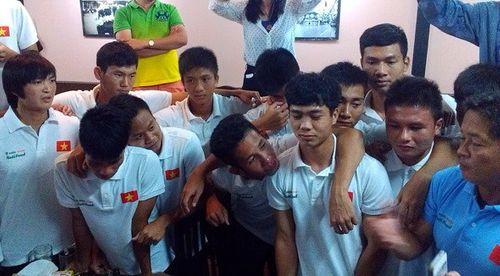 Công Phượng nói lời chia tay U19 Việt Nam - Ảnh 1
