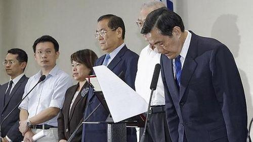 Ông Mã Anh Cửu có thể phải từ chức Chủ tịch Quốc dân Đảng - Ảnh 1