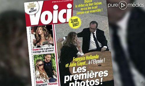 """Lộ ảnh """"khoảnh khắc thân mật"""" của Tổng thống Pháp với bạn gái - Ảnh 1"""