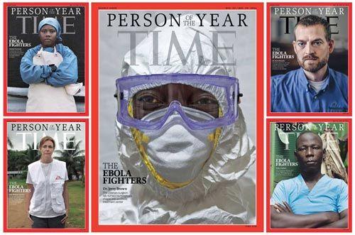 """Nhân vật của năm 2014: Vinh danh những """"chiến binh"""" Ebola   - Ảnh 1"""