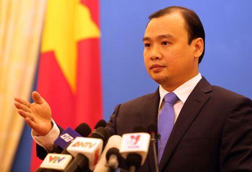 Việt Nam lên tiếng về vụ kiện Biển Đông - Ảnh 1