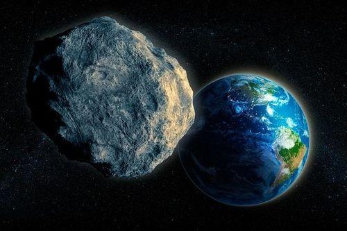 Thiên thạch to như núi có thể đâm trúng Trái đất   - Ảnh 1