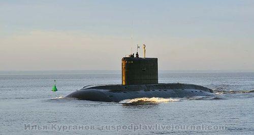 Chùm ảnh: Tàu ngầm Kilo HQ-184 Hải Phòng khởi hành về Việt Nam   - Ảnh 8