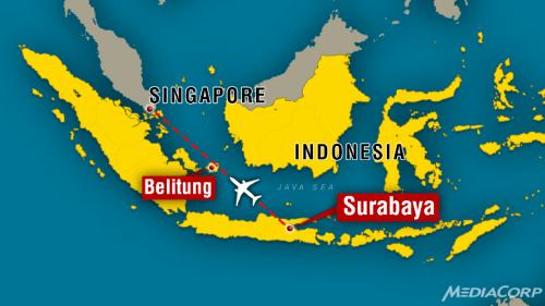 Máy bay hãng AirAsia chở 162 người mất tích - Ảnh 2