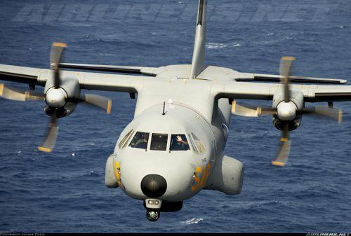 Khám phá phương tiện quân sự tối tân tìm kiếm máy bay AirAsia mất tích - Ảnh 5