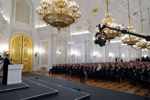 Thông điệp liên bang 2014: Nga sẽ vượt qua mọi khó khăn - Ảnh 2