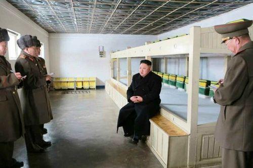 """Nhà lãnh đạo Kim Jong-un kêu gọi quân đội """"sẵn sàng chiến đấu"""" - Ảnh 3"""
