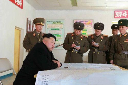 """Nhà lãnh đạo Kim Jong-un kêu gọi quân đội """"sẵn sàng chiến đấu"""" - Ảnh 4"""