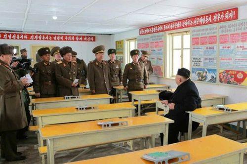 """Nhà lãnh đạo Kim Jong-un kêu gọi quân đội """"sẵn sàng chiến đấu"""" - Ảnh 5"""