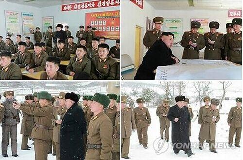 """Nhà lãnh đạo Kim Jong-un kêu gọi quân đội """"sẵn sàng chiến đấu"""" - Ảnh 6"""