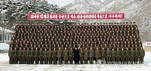 """Nhà lãnh đạo Kim Jong-un kêu gọi quân đội """"sẵn sàng chiến đấu"""" - Ảnh 7"""