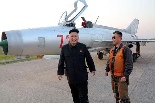 Triều Tiên bất ngờ thay thế chỉ huy lực lượng Không quân - Ảnh 1
