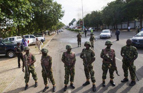 Cướp ngục ở Nigeria, 200 tù nhân trốn thoát trong đêm - Ảnh 1