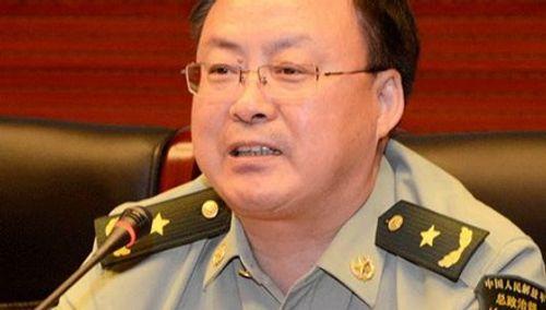 Trung Quốc bắt giữ thêm một tướng quân tham nhũng - Ảnh 1