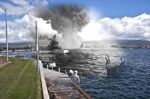 Toàn cảnh Trân Châu Cảng 73 năm sau trận đánh lịch sử   - Ảnh 2