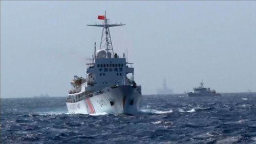 """Mỹ bác bỏ yêu sách """"đường 9 đoạn"""" của Trung Quốc trên Biển Đông - Ảnh 1"""