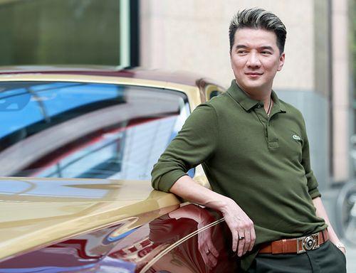 Đàm Vĩnh Hưng lần đầu khoe Rolls Royce mạ vàng 40 tỷ đồng - Ảnh 2