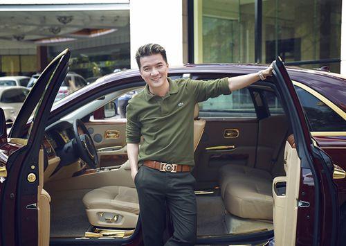 Đàm Vĩnh Hưng lần đầu khoe Rolls Royce mạ vàng 40 tỷ đồng - Ảnh 5
