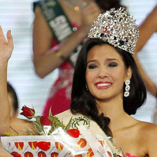 Người đẹp Philippines đăng quang Hoa hậu Trái Đất 2014 - Ảnh 1