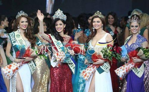 Tân Hoa hậu Trái đất 2014 bị chê kém nhan sắc - Ảnh 2