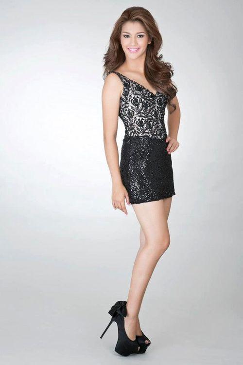 Tân Hoa hậu Trái đất 2014 bị chê kém nhan sắc - Ảnh 5