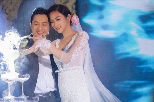 """Yến Phương - Vợ Lam Trường phủ nhận """"ăn cơm trước kẻng"""" - Ảnh 1"""