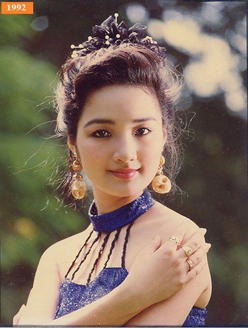 Giáng My – Vẻ đẹp không tuổi của showbiz Việt - Ảnh 1