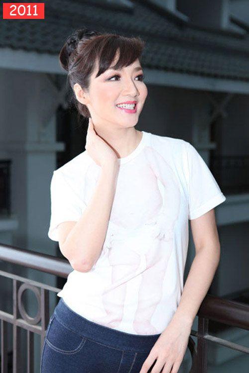 Giáng My – Vẻ đẹp không tuổi của showbiz Việt - Ảnh 11