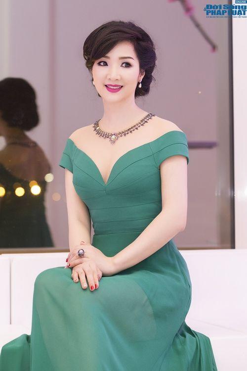 Giáng My – Vẻ đẹp không tuổi của showbiz Việt - Ảnh 27