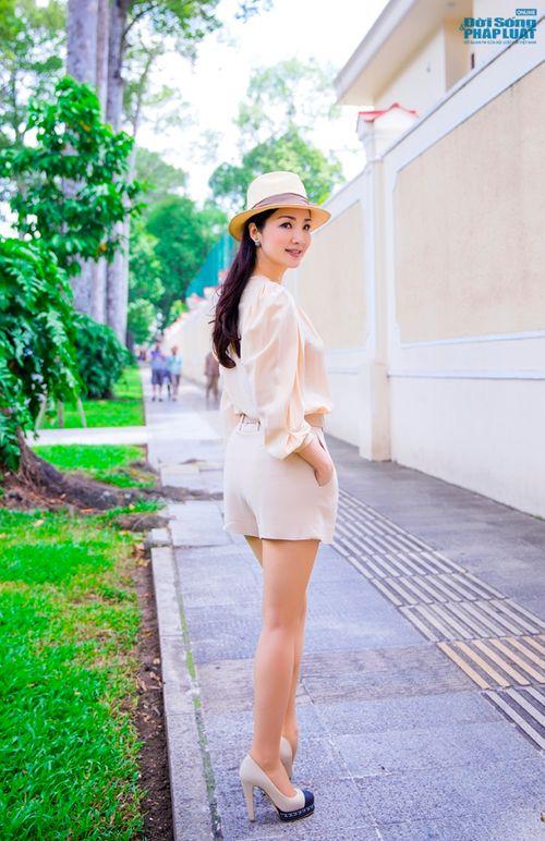 Giáng My – Vẻ đẹp không tuổi của showbiz Việt - Ảnh 18