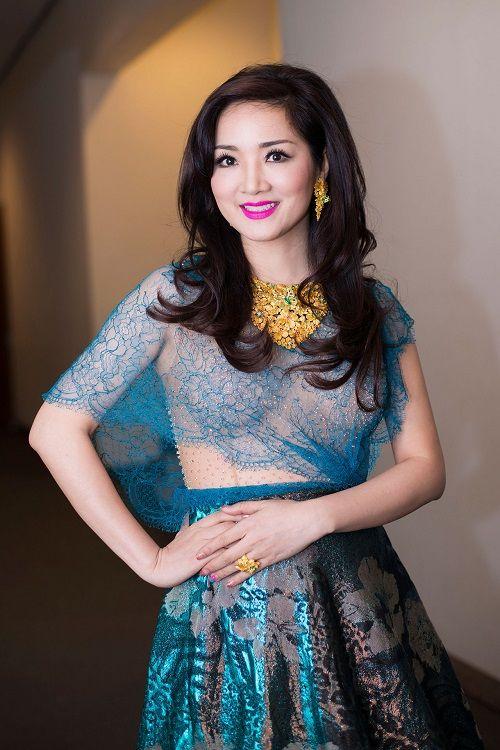 Giáng My – Vẻ đẹp không tuổi của showbiz Việt - Ảnh 21