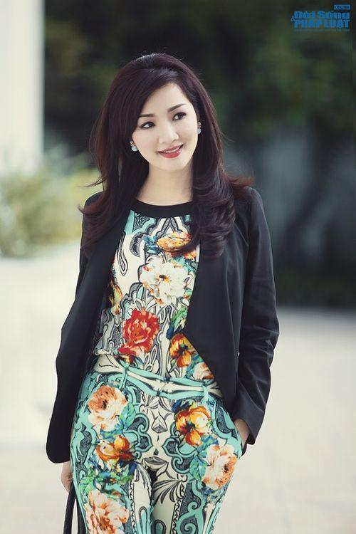 Giáng My – Vẻ đẹp không tuổi của showbiz Việt - Ảnh 20