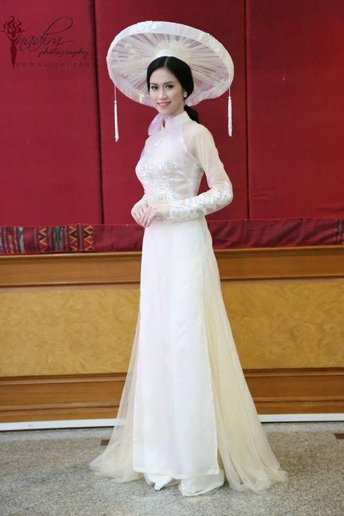 Vũ Trần Triều Thu đăng quang hoa hậu Đông Nam Á 2014 - Ảnh 8