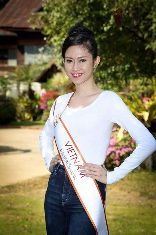 Vũ Trần Triều Thu đăng quang hoa hậu Đông Nam Á 2014 - Ảnh 3