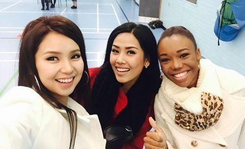Nguyễn Thị Loan và hành trình lọt Top 25 Hoa hậu thế giới 2014 - Ảnh 17